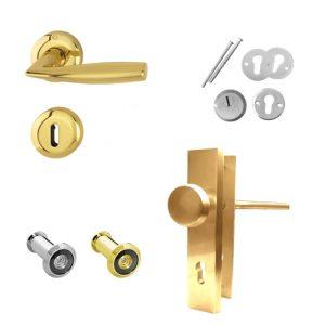 Okovi i dodatna oprema za vrata